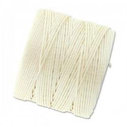 S-Lon Nylon Cord Vanilla