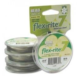 Beadsmith Flexrite 7 Strand 0.35mm - 9.14m