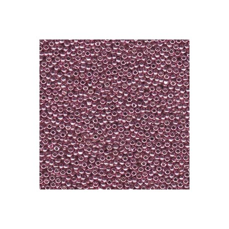 Miyuki Duracoat Seed Beads 8/0 - Galvanised Dusty Orchid (4218)