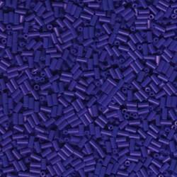 Miyuki 3mm Bugle Beads - Opaque Cobalt