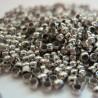 2mm Antique Silver Tone Crimp Beads