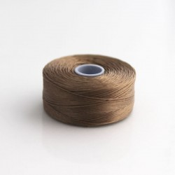 S-Lon D Bead Thread - Light Copper