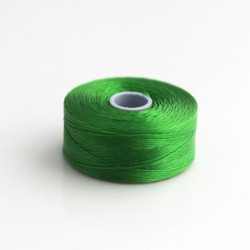 S-Lon D Bead Thread - Green
