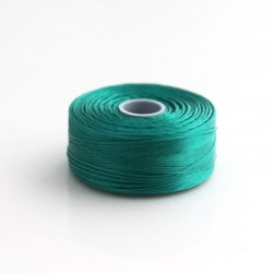 S-Lon D Bead Thread - Teal