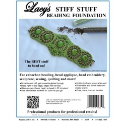 Lacys Stiff Stuff -Beading Foundation