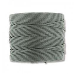 S-Lon Bead Cord Gunmetal