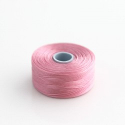 S-Lon D Bead Thread - Pink