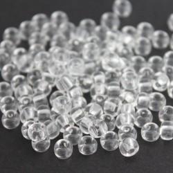 Miyuki Seed Beads 6/0 - Crystal