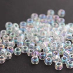 Miyuki Seed Beads 6/0 - Crystal AB