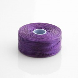S-Lon D Bead Thread - Purple
