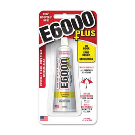 E6000 Plus Craft Glue 26.6ml