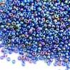 Miyuki Seed Beads 15/0 - Metallic Blue Iris (455)