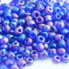 Blue Iris Value Seed Beads Size 6/0
