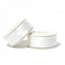 Nymo 00 White nylon thread