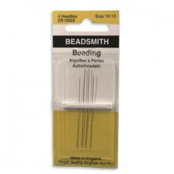 English Beading Needles - Assortment