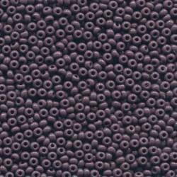 8/0 Czech Seed Beads - Opaque Purple - 20g