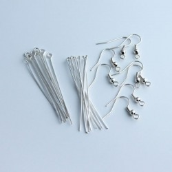 Mini Earring Findings Kit