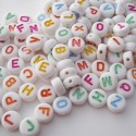 Alphabet & Number Beads