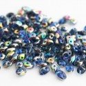 SuperDuo Two Hole Beads