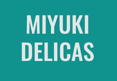 Miyuki delica beads